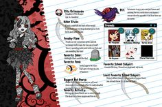 Monster High Rita Grimmson by Shadow-People.deviantart.com on @deviantART