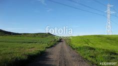 Paisajes veraniegos. #fotolia #sold #photo #Photo #photography #design #photographer #Landscapes #summer #green #fields #roads #colorful #buy