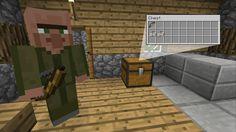 Helpful Villagers Mod