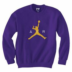 Omega Psi Phi Sweatshirt- 'AIR OMEGA' - Greeked Up Co.