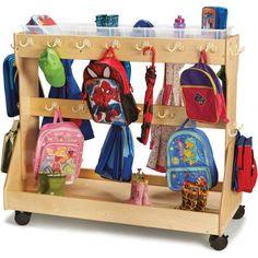 Uma bela alternativa para mobiliário infantil móvel!