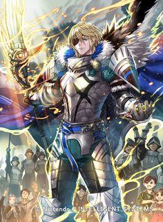 Fire Emblem Awakening, Character Concept, Character Art, Systems Art, The Ancient Magus, Fire Emblem Games, Fire Emblem Characters, Blue Lion, Chef D Oeuvre