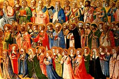 List of Catholic Saints