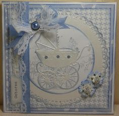 Marjan's scrapkaarten...love this card in blue too!!