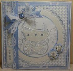 Marjan's scrapkaarten...love this card in blue too!!