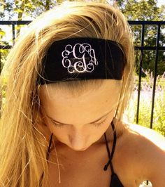 perfect for warm weather or cold weather.. & its monogrammed.. LOVE