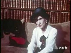 Coco Chanel 1969 Interview - Part 2/2