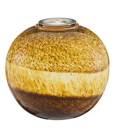 Another great find on #zulily! Earthen Glass Firepot #zulilyfinds