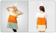 Candy Corn | 27 Halloween Costumes For Elementary School Teachers