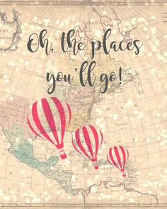 Oh, the places you'll go! - Vintage Map Printable Oh, the places you'll go! Vintage Maps, Vintage Room, Antique Maps, Vintage Photos, Travel Themes, Travel Destinations, Classroom Themes, Science Classroom, Finding Joy