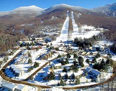 Smugglers Notch, VT. Fun for everyone- a water park, ziplining, ski/snowboarding, golfing...and so much more!