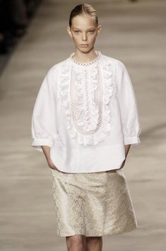 Chloé Spring 2006 Runway Pictures - Livingly