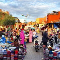 Marrakech   مراكش à Marrakech-Tensift-El Haouz