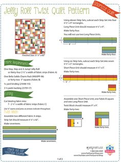 Quilting Tips, Quilting Tutorials, Machine Quilting, Quilting Projects, Sewing Projects, Sewing Ideas, Sewing Crafts, Sewing Patterns, Jelly Roll Quilt Patterns