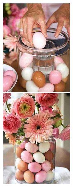 Pretty Easter decor