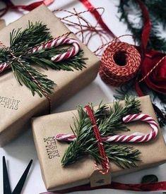 Emballage de Noël