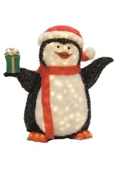"Westinghouse 38"" LED Lighted Christmas Penguin Westinghouse,http://www.amazon.com/dp/B00EZJ9H4W/ref=cm_sw_r_pi_dp_F4LDsb0NCRZJ6N0Z"