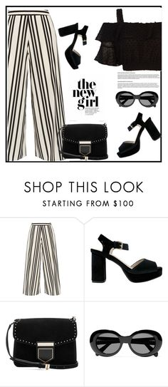 """""""Untitled #696"""" by jovana-p-com ❤ liked on Polyvore featuring Alice + Olivia, Olivia Miller, Givenchy and Acne Studios"""