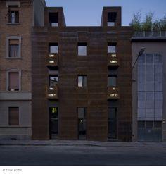 bottega studio - recupero edilizio - torino - italia