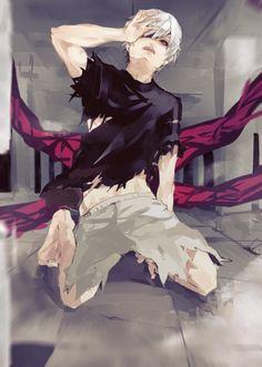 Tokyo Ghoul - Kaneki Ken - pixivmember:おり pixivid1532928