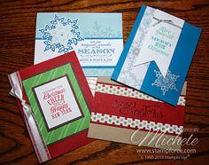 Christmas Card Buffet