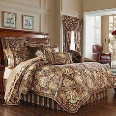 J.Queen New York Coventry Queen Comforter set