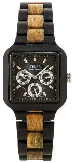 Tense Summit Dark/Green Sandalwood - Model B7305DG