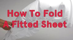 I don't really know where to put this. But I also don't know how to fold a fitted sheet.  How To Fold A Fitted Sheet (Song A Day #1832) (Collab A Day #7)