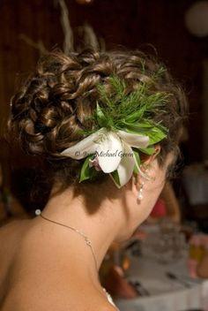 Curly updo #wedding http://elegant-hair-designs.com/portfolio.html