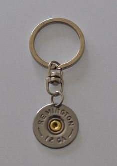 Remington 12 Gauge Shotgun Shell Bullet by OnTargetJewelry on Etsy