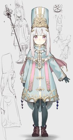 Learn To Draw People - The Female Body - Drawing On Demand Fantasy Character Design, Character Creation, Character Drawing, Character Design Inspiration, Character Illustration, Character Concept, Girls Characters, Anime Characters, Fantasy Characters