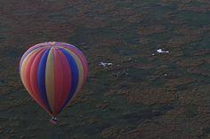 Balloon Safari by Little Governors' Camp, Masai Mara, Kenya