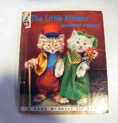Hey, I found this really awesome Etsy listing at https://www.etsy.com/listing/125664108/1941-first-edition-the-little-kittens