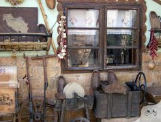"Ethno house ""Jelena"", Bezdan, Serbia | window"