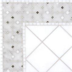 Elizabeth border by Mosaique Surface