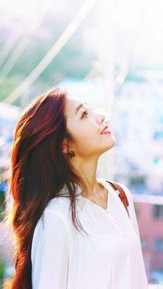 Eunji from APink South Korean Girls, Korean Girl Groups, L Kpop, Eunji Apink, Eun Ji, Korean Entertainment, Bae Suzy, Beautiful Person, Love At First Sight