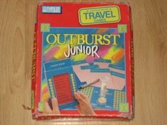 I just read a great review on this Outburst Game Junior Travel Game. You can get all the details here http://shop.rvcampersforsale.com/2016/10/14/outburst-game-junior-travel-game/. Please repin this. :)