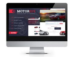 "Check out new work on my @Behance portfolio: ""Motorius — Exclusive Sell/Rent Cars PSD Template"" http://be.net/gallery/34563527/Motorius-Exclusive-SellRent-Cars-PSD-Template"