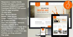 Buy Wise Guys - Responsive Multi-purpose WordPress by FRESHFACE on ThemeForest. We are extremely happy and excited to present to you Wise Guys Wordpress Theme, a highly premium responsive theme de. Template Site, Email Templates, Wordpress Template, Wordpress Free, Wise Guys, Revolution, Theme Forest, Responsive Email, Slider
