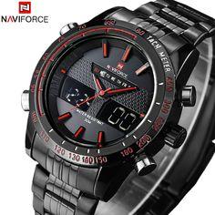 $46.34 (Buy here: https://alitems.com/g/1e8d114494ebda23ff8b16525dc3e8/?i=5&ulp=https%3A%2F%2Fwww.aliexpress.com%2Fitem%2FNAVIFORCE-Luxury-brand-Full-Steel-Watch-Men-LED-Sports-Army-Military-Watches-Men-s-Quartz-Analog%2F32691924929.html ) NAVIFORCE Luxury brand Full Steel Watch Men LED Sports Army Military Watches Men's Quartz Analog Digital Watch relogio masculino for just $46.34