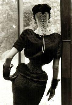 Stella Tennant by Steven Meisel for Vogue Italia September 2011