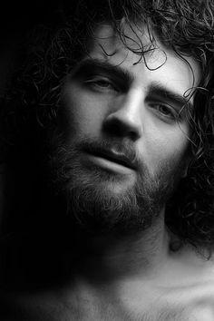 Men's Beard and Hair
