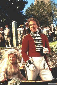 Alan Rickman as Colonel Brandon | Sense and Sensibility