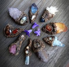 http://fairydrop-mysticcave.tumblr.com/ ***Archive*** earthy creations from FairyDrop-MysticCave gemstone jewelery <3 Etsy link https://www.etsy.com/shop/FairyDrop Facebook Page https://www.facebook.com/mysticave