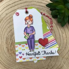 Crafter's Companion Photopolymer Stamp - Healthcare Heroes (Dispatching from May) Happy Crafters, Crafters Companion Cards, Get Well Wishes, Spectrum Noir, Order Up, Clear Stamps, Mermaids, Fairies, Health Care