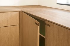 Snedker Kitchen with recessed handles - of Nicolaj Bo ™