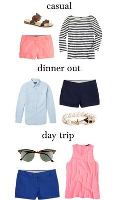 Styling J. Crew Chino Shorts My new clothing obsession- J. Crew! The chino shorts are perfect.