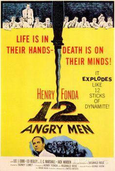 Twelve Angry Men Posters at AllPosters.com