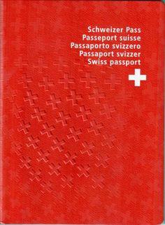 swiss passport.