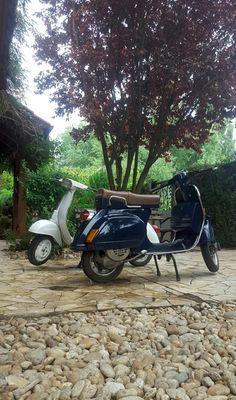 My vespasitos  Vespa 50 special & pk 50 xl